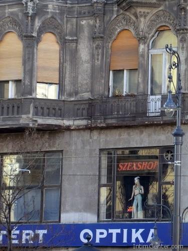 Az ilyen szexboltok miatt szerethető Budapest