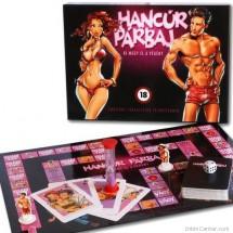 Hancúr párbaj erotikus társasjáték pároknak
