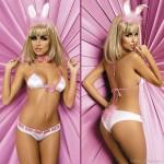 Bunny set szexi jelmez