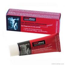 Női és férfi vágyfokozó krém EroPharm, spanyol szerető erekciónövelő