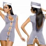 Stewardess szexi ruha