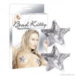 Bad Kitty intim és szexi, ragasztható mellbimbó csillagok