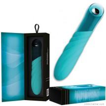 Exkluzív és elegáns szilikon vibrátor, Key Vela