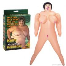Betty, nagyon kövér szexbaba