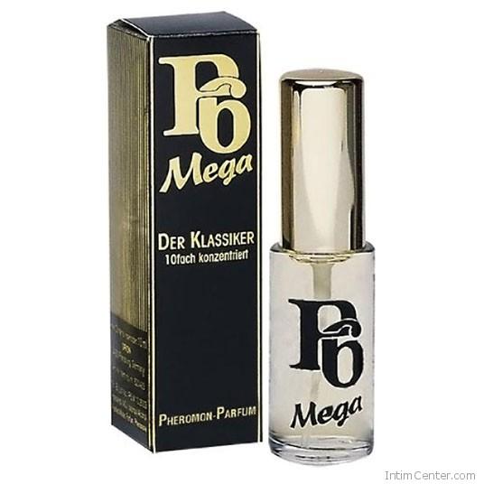 Feromonos parfüm 10 ml, erős koncentráció P6 Mega