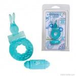 Rezgős nyuszis erekció gyűrű, Rabbit Loop