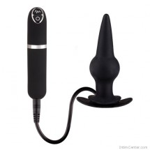 Anál izgató vibrátor, uniszex luxus Dash Buttplug