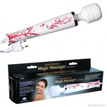 Magic Massager vibrátor, 220V-ról működő erotikusan pulzáló