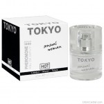 Női feromonos parfüm, London Tokyo Sensual Woman