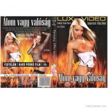 Álom vagy valóság pornófilm DVD