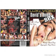 David's home sex pornófilm DVD