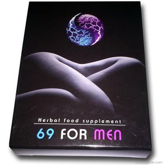 69 For Men potencianövelő, 2 db