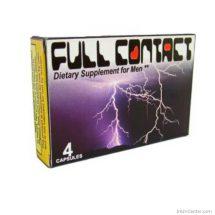 Full Contact potencianövelő férfiaknak,  4 db