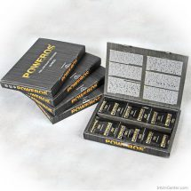 Poweros óvszer, kondom 18 db-os szép dobozban, vagy darabra