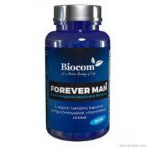 Forever Man potencianövelő kapszula férfiaknak, Biocom 90 db