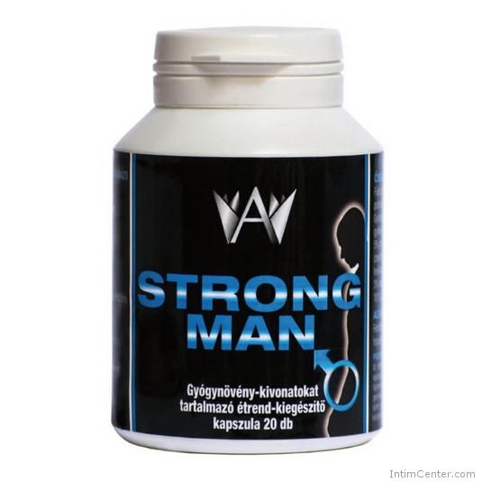 Strong Man férfi kapszula 20 db