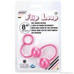 Szerelemgolyók, anális és hüvelyi használatra Flip Loop