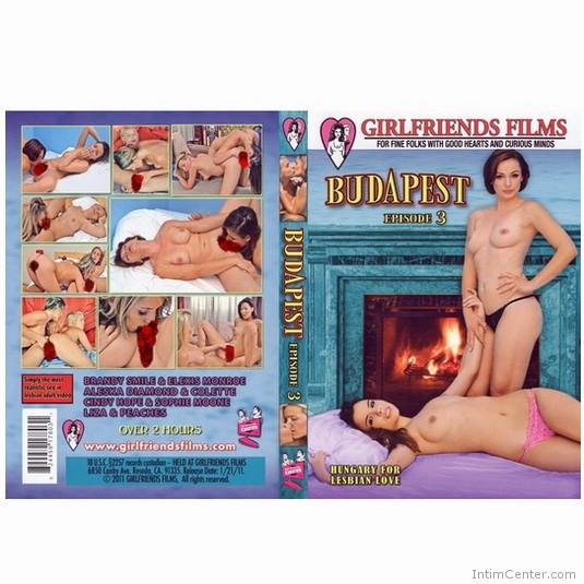 Magyar leszbikus lányok, Budapest no3 DVD pornófilm