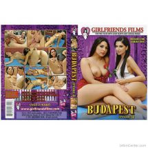 Leszbikus pornófilm magyar lányokkal, Budapest Episode 4 DVD
