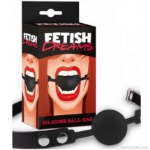 Fétish golyó, Fetish Dreams Silicone Ball Gag szájgolyó