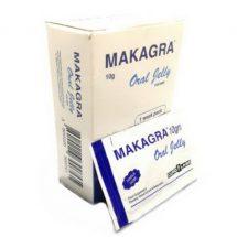 Makagra Oral Jelly potencianövelő zselé 7 db alkalmi és heti szedésre is