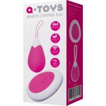 Tojás vibrátor, vezeték nélküli távirányítós tojás A Toys