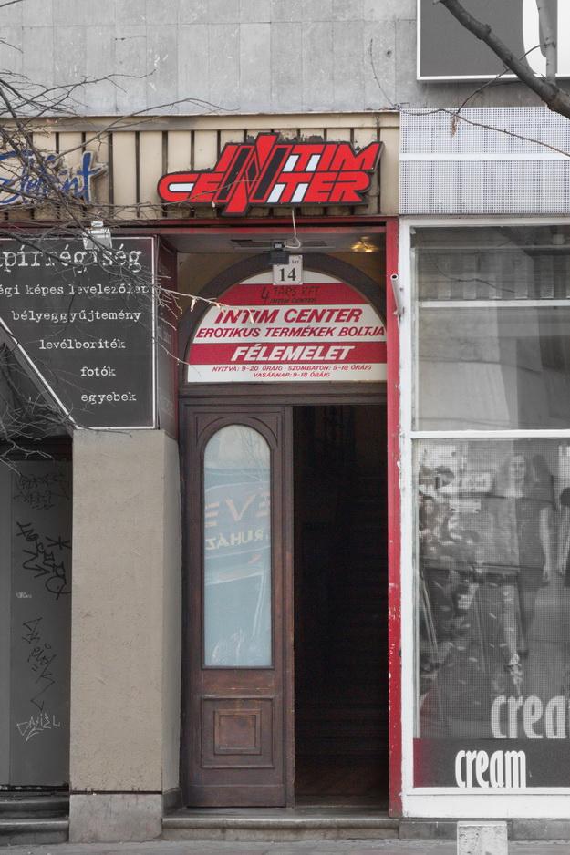 Szexshop INTIM CENTER Budapest, Károly krt. 14. félemelet – 30 éve nyitva