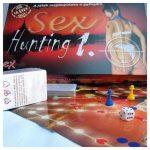 Sex Hunting társasjáték pároknak, nyiss a szexben új dolgokkal