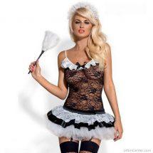 Szobalány jelmez, Obsessive Housemaid takarítónő ruha szet