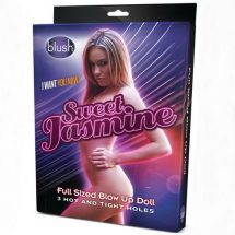 Szexbaba, Sweet Jasmine felfújható guminő