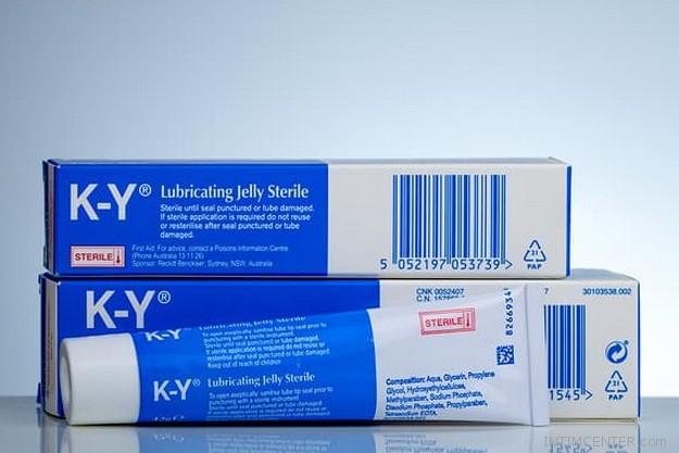 K-Y Lubricating Jelly gél, síkosító zselé hüvelyi szárazságra is