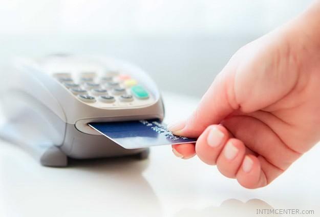 Bankkártyával is fizethetsz az Intim Center webáruházban és klimatizált szexboltban