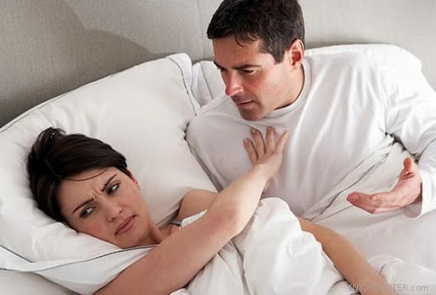 A csökkenő libidó a nőknél a stresszes élet következménye