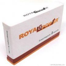 Royal G Power potencianövelő férfiaknak 2 db kapszula a dobozban