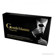 Gentlemanus potencia kapszula 2 db extra erős