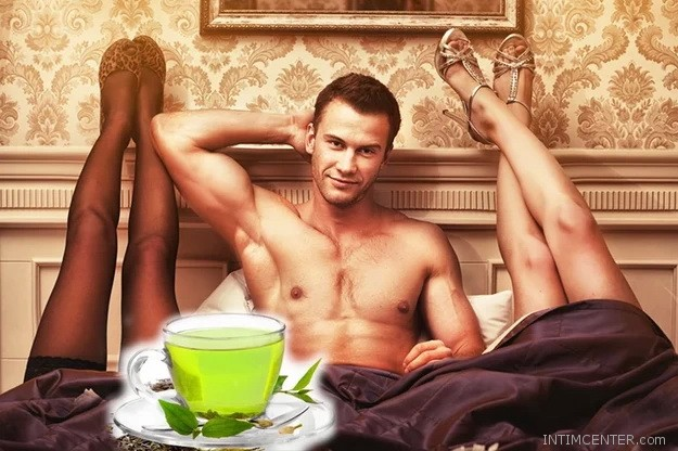 Potencianövelő tea erekciós problémákra